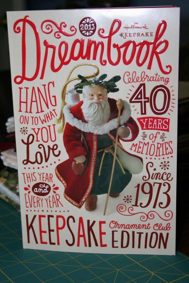 2013 Dreambook from Hallmark