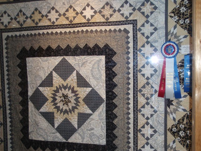 Marcia Henry's quilt