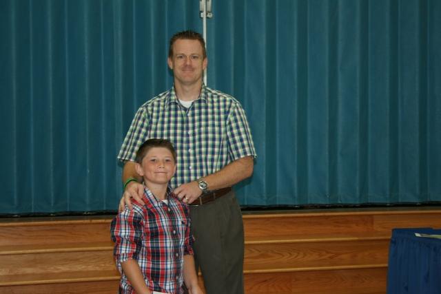 Jaiden and Mr Neimeyer