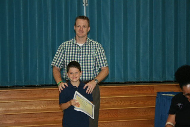 Dylan and Mr Neimeyer