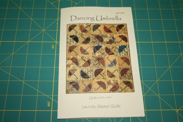 my pattern, Dancing Umbrella