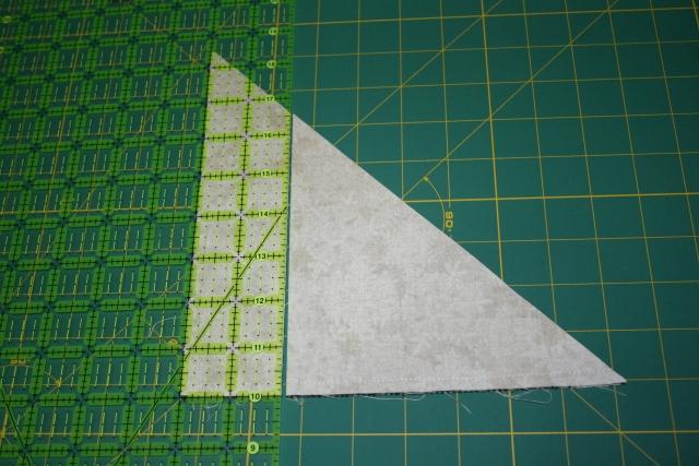 cut a 2 inch strip