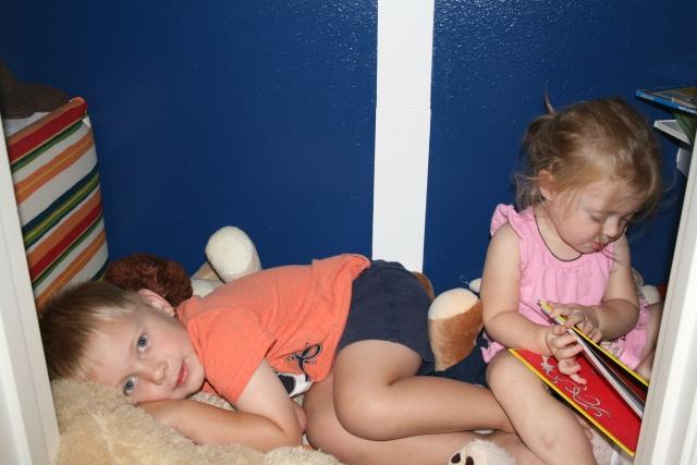 Hunter and Hailey