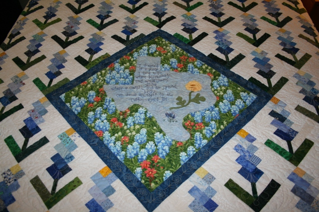 my favorite quilt to take on retreats