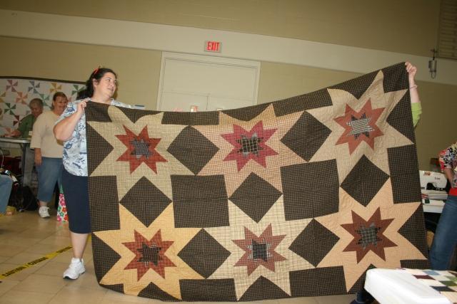 Wynette's quilt