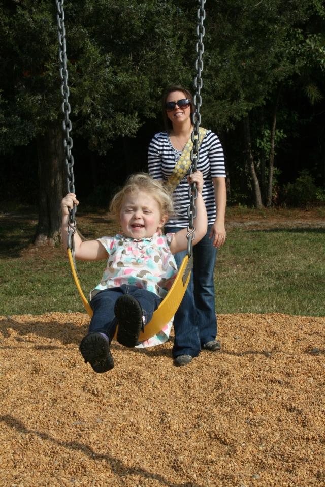 swinging time