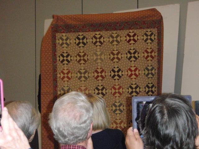 Jo first quilt