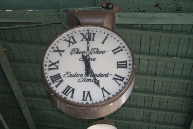 I love old clocks