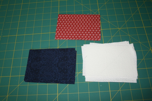 friendship fabric provided and cut