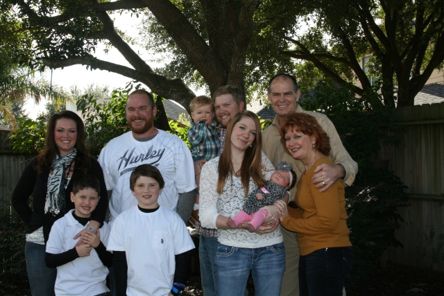 some of my family