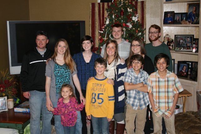 the nieces and nephews