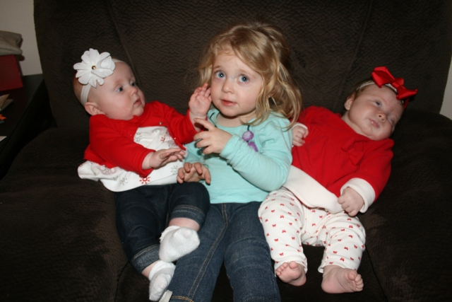 Adley, Hailey and Kynlee