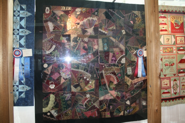the crazy quilt