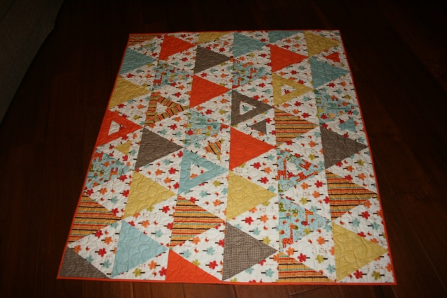 the baby quilt