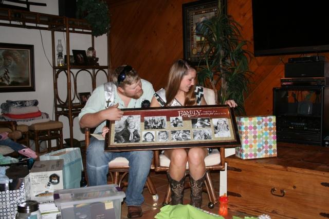 loved the family frame