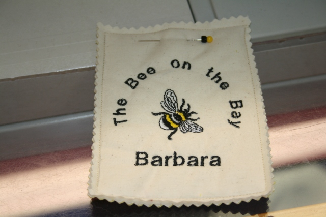 we missed Barbara, she was couldn't come