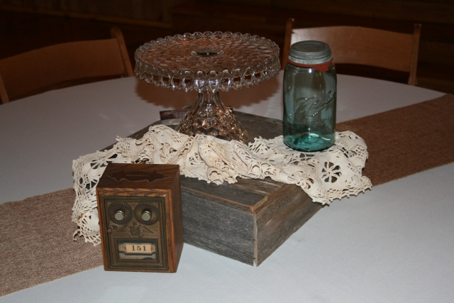 more table stuff