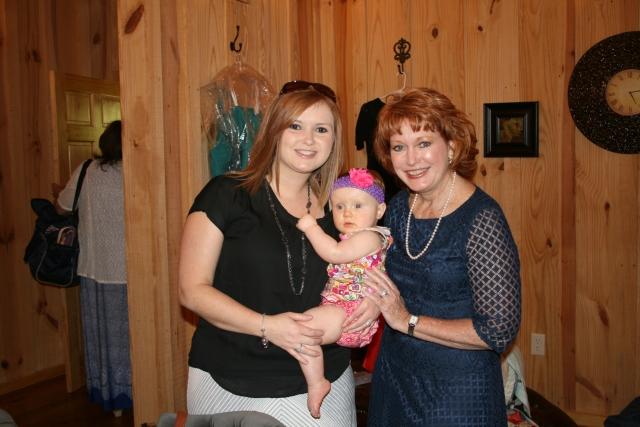 Kara, Adley and myself