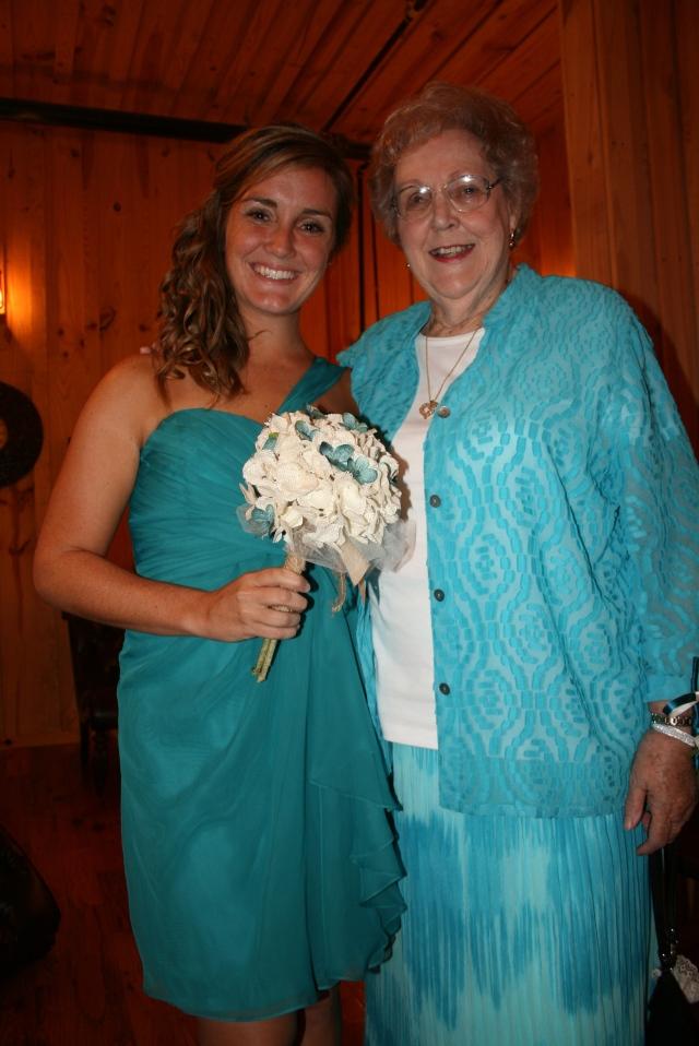 Joanna and my Mom