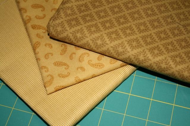 my gold fabrics