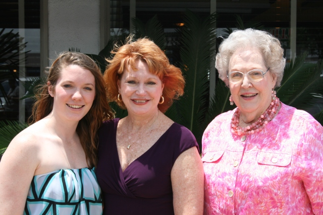 Katie, Me and my Mom