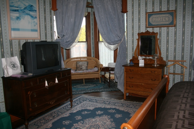 the other part of the room