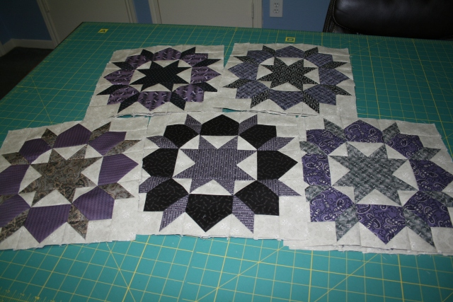 10 more blocks finished