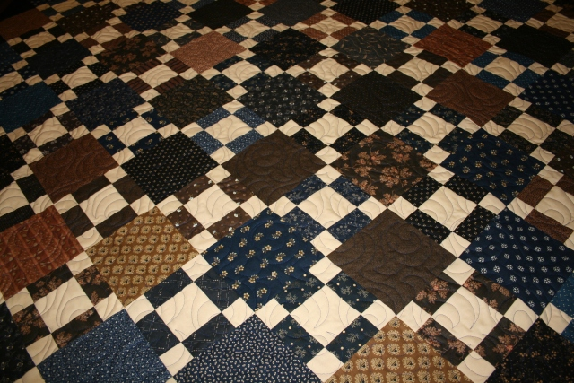Second Hand Clothes all quilted