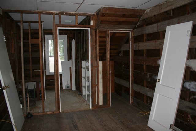 closet - this is all done