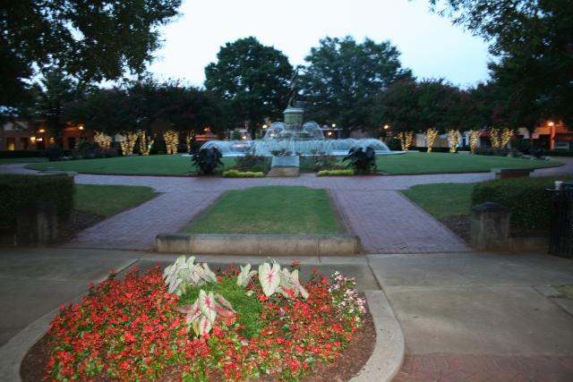 love the fountain