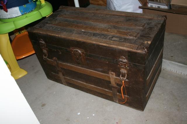 my trunk