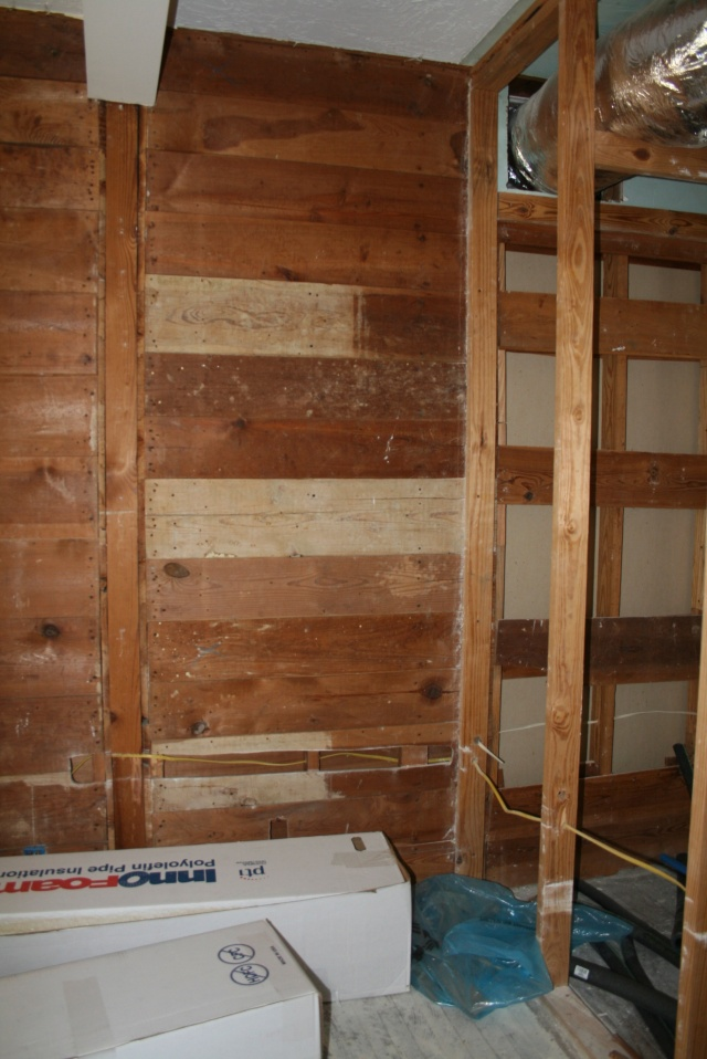another view of where the door way at one time