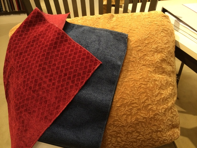 upholstery choices