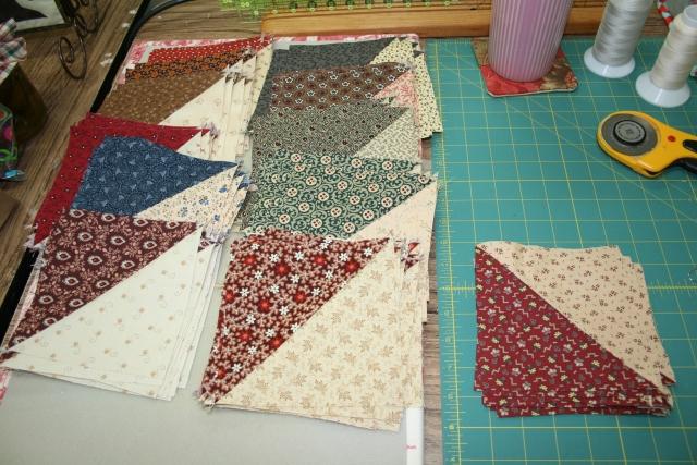 my half squares