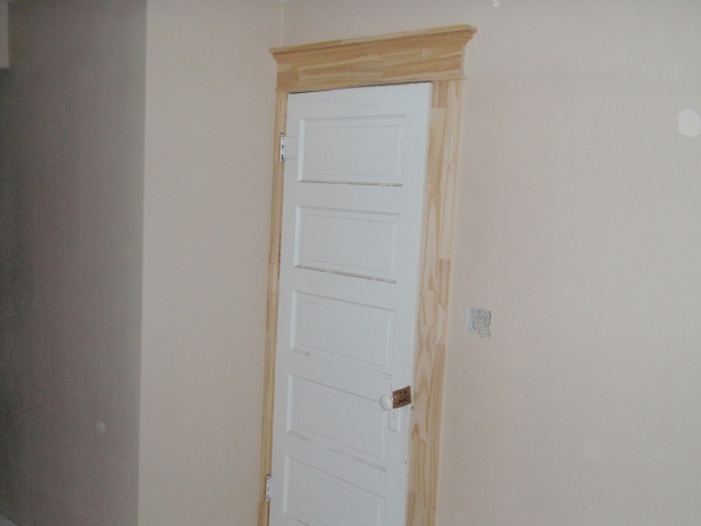 entry in the end bedroom