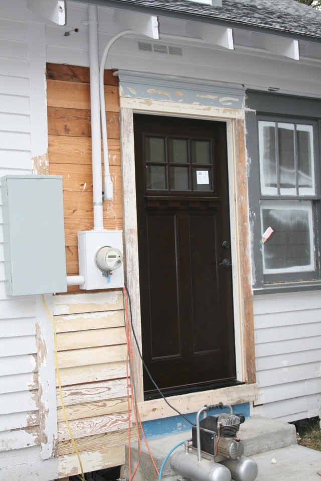 a newer back door