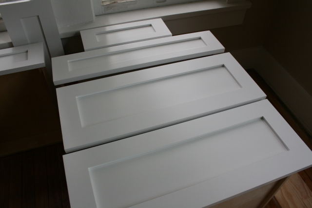 drawer fronts
