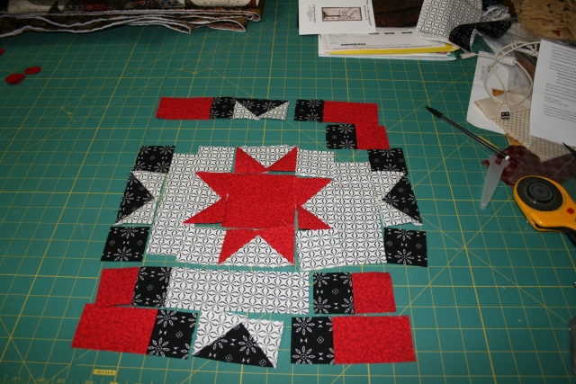 block for bee Jerrianne C