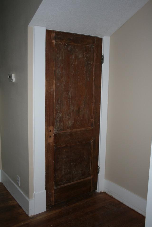 hall closet door
