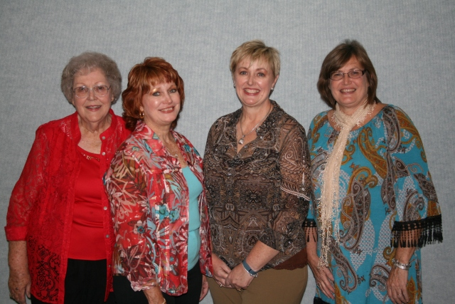 us girls - Mom, me, Penny and Pattie