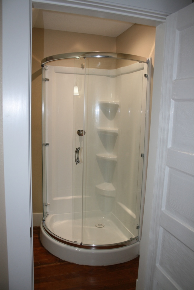 "new ""Jetson"" shower"