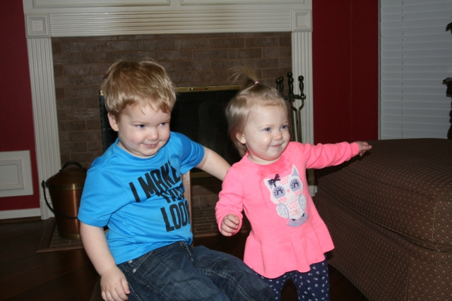 Wyatt and Kynlee