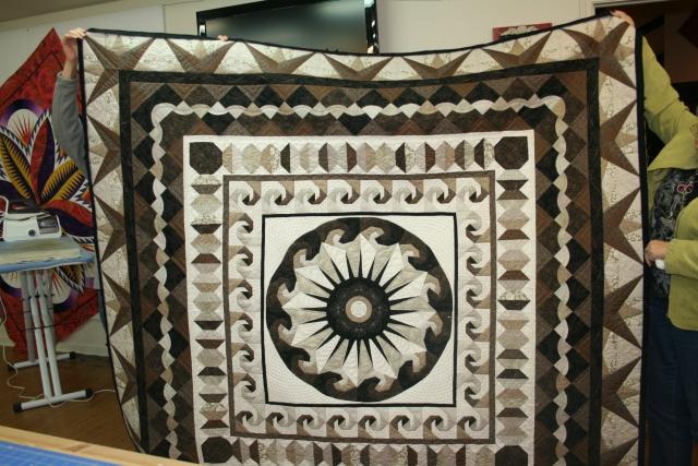 Melba's quilt