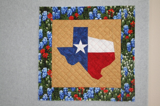 England Design's State of Texas