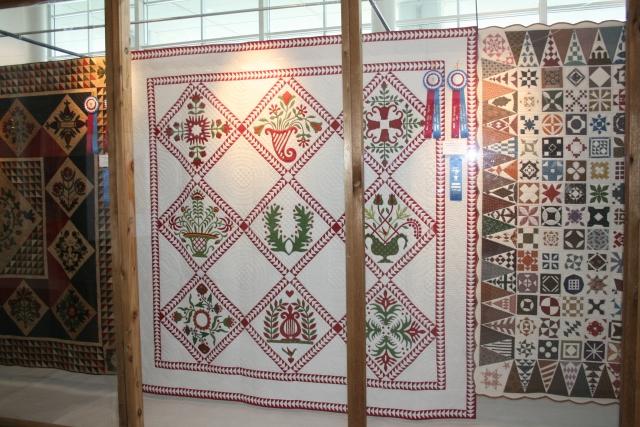 Sue Garman's quilt