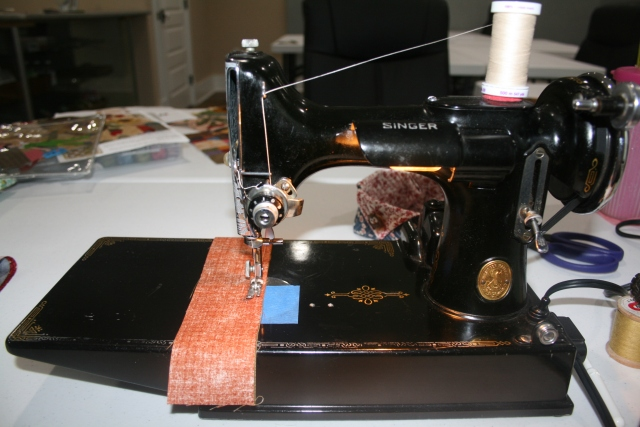 Alice, my featherweight