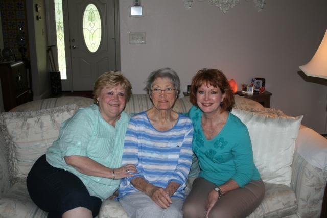 Linda, Sandy and myself