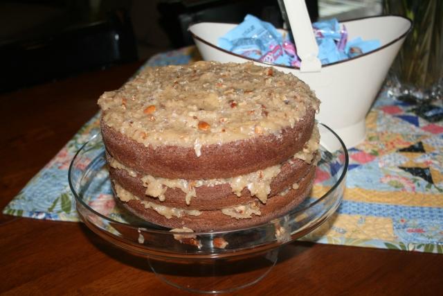 we love this cake