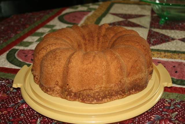 yummy old fashioned Pound Cake