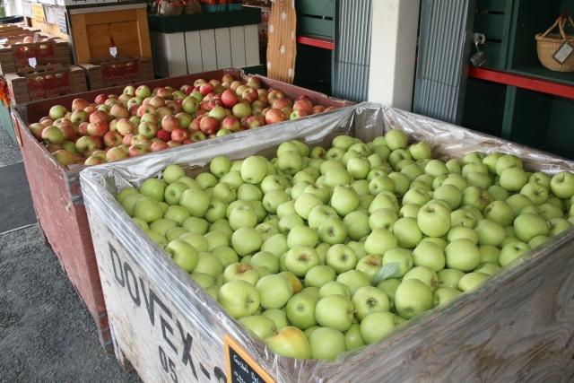 more fresh fruit
